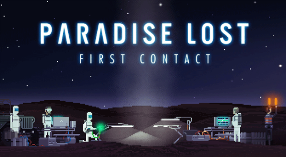 RZFeeser_Paradise-Lost-First-Contact-Title